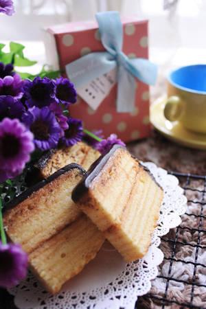 Baumkuchen by rosefai