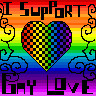 I Support by Ron4Life