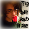 To My Red Rose by Ron4Life