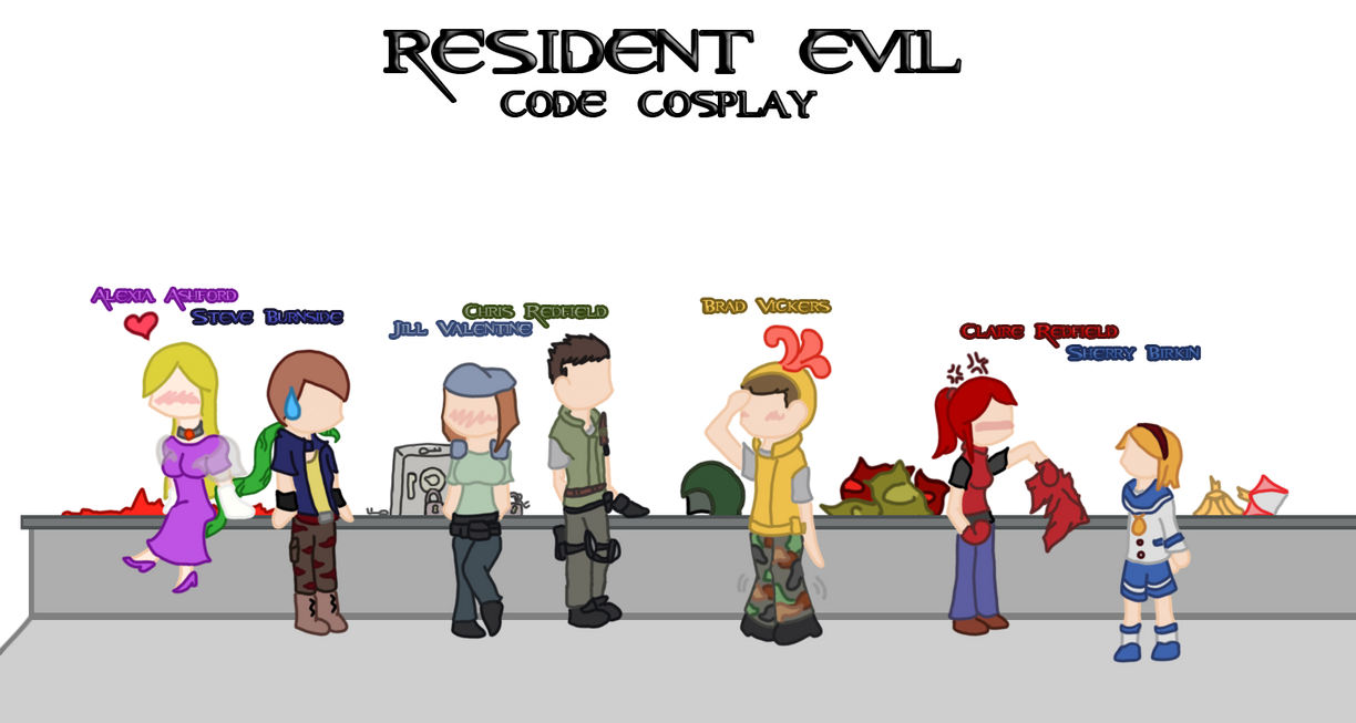 Resident Evil: Code Cosplay by Ron4Life