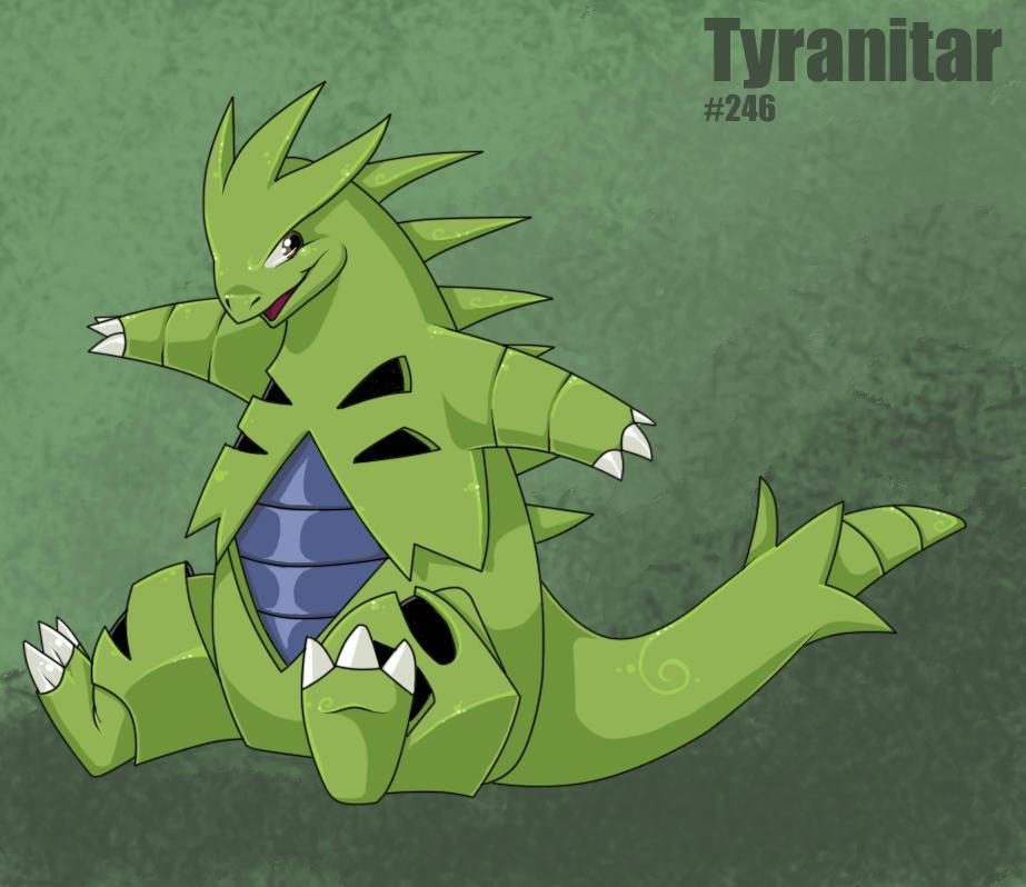Tyranitar