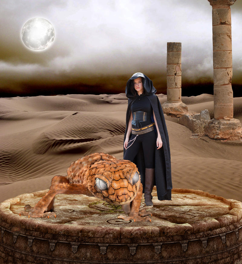 Desert Hunters by aldona21