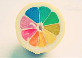 rainbow by choochiaki