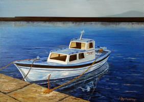 Boat by SigmaVita