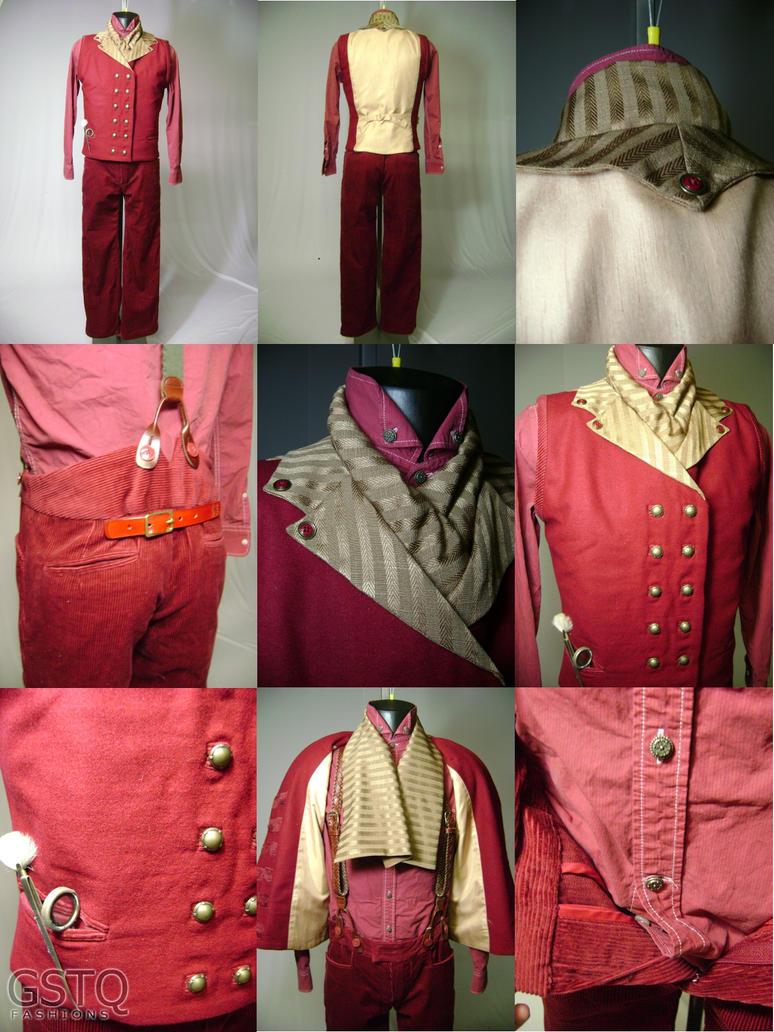 biopunk clothing - photo #45