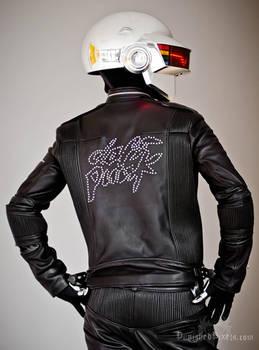 Daft Punk Back View