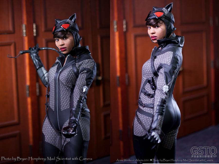 Arkham City Catwoman by gstqfashions ...  sc 1 st  DeviantArt & Arkham City Catwoman by gstqfashions on DeviantArt