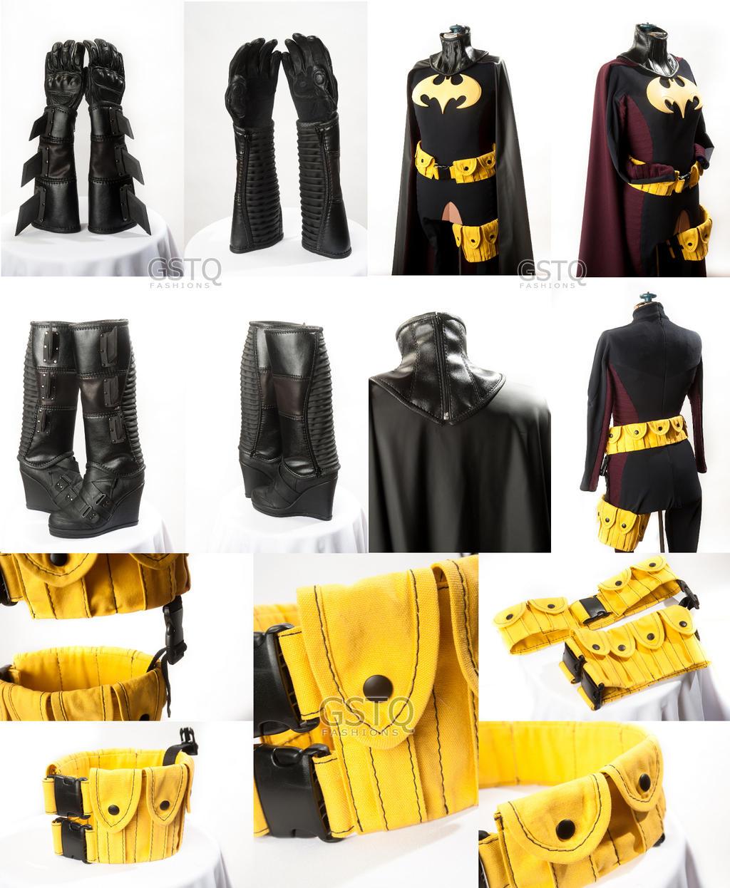 Stephanie Brown Batgirl Costume By Gstqfashions On Deviantart