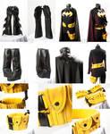 Stephanie Brown Batgirl Costume