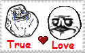 I SUPPORT MEGUSTA AND FOREVERALONE by KitsPokePeople