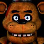 [Blender/FNAF] FNAF 1 Freddy icon recreation v2