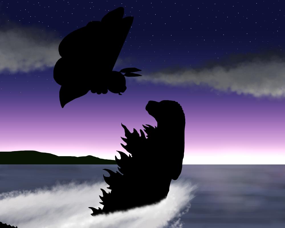 I ship a moth and a dinosaur Help by xXBlueFireDragonXx