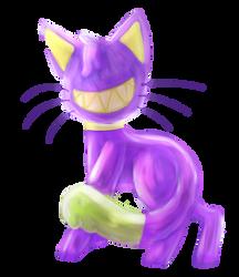 Jellocat mascot by PoltergeistForever