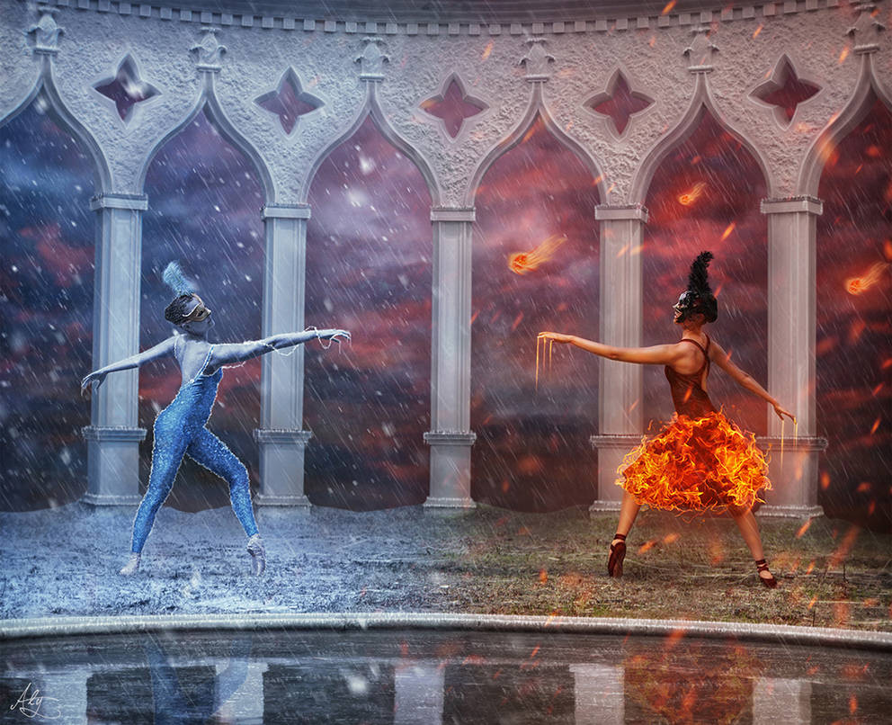 Dance of Ice and Fire