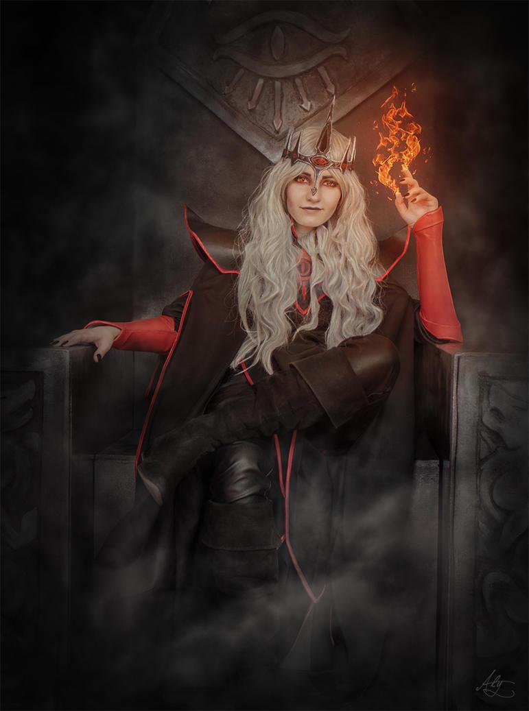 Sauron by Lothiel-14