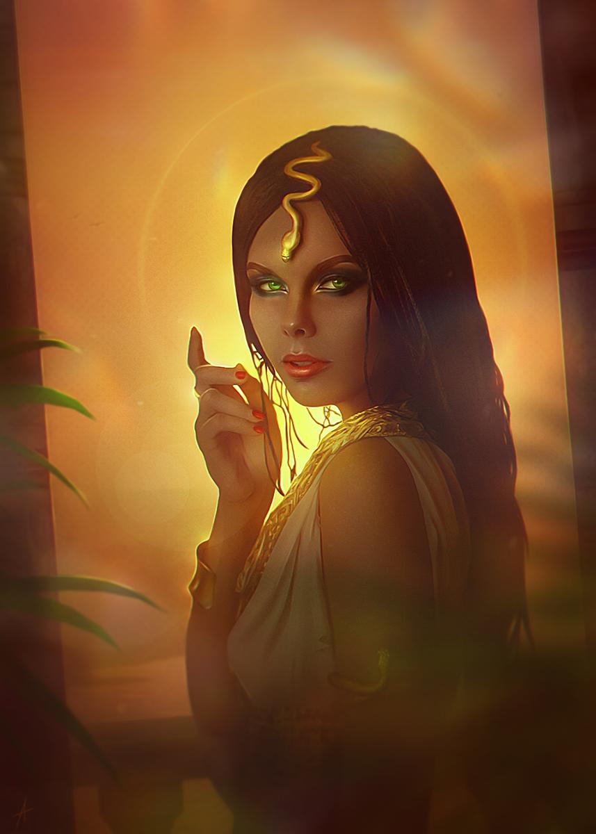 Cleopatra | Queen of Egypt