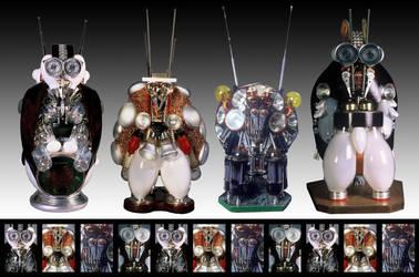 All Cyborgs by Tassou