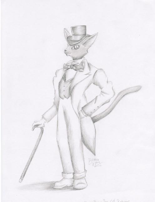 the cat returns by kilala2822