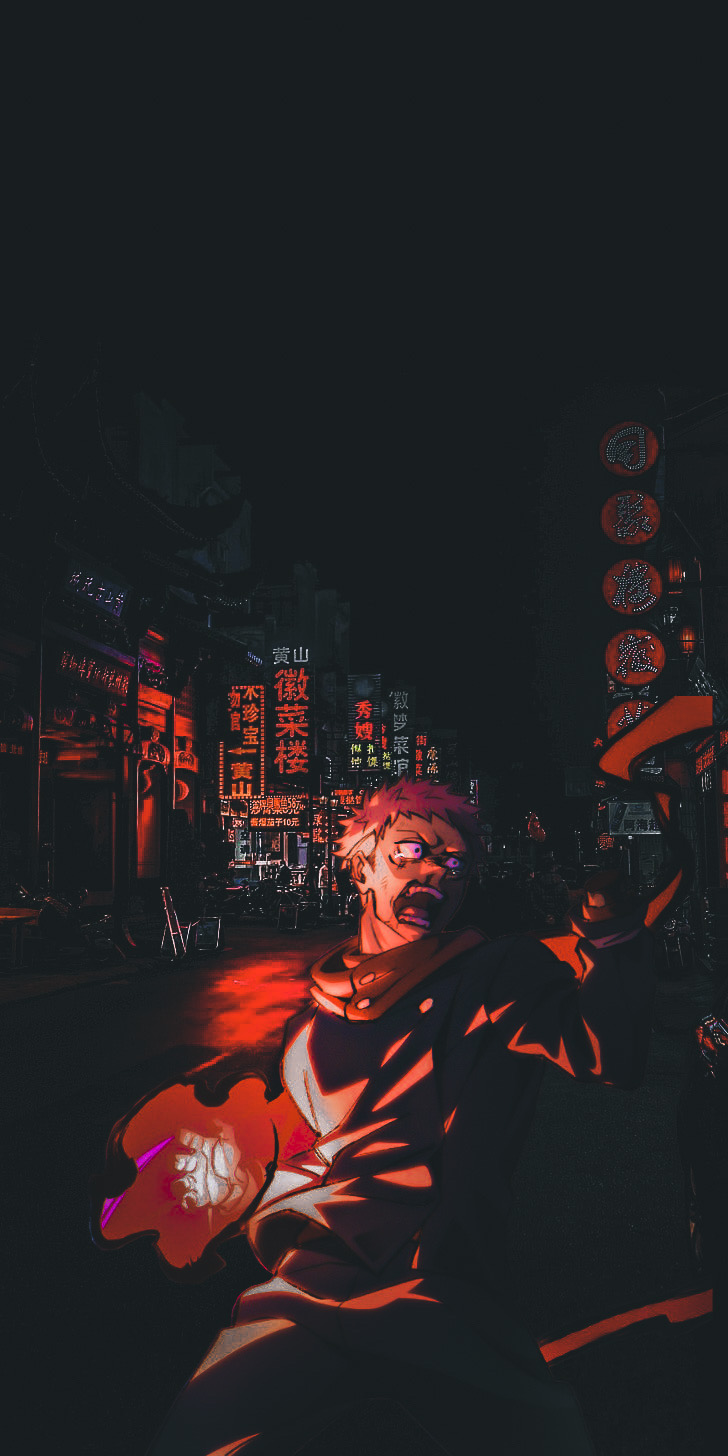 Yuji Itadori