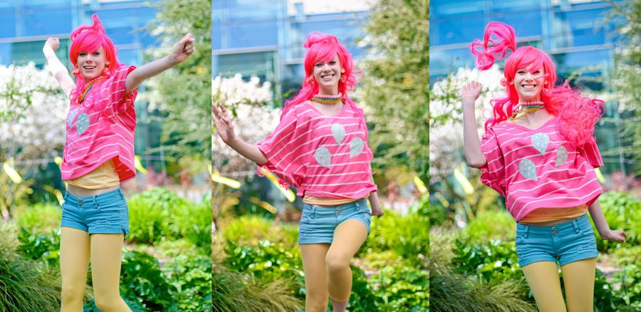 MLP: Pinky Pie by gamefan23
