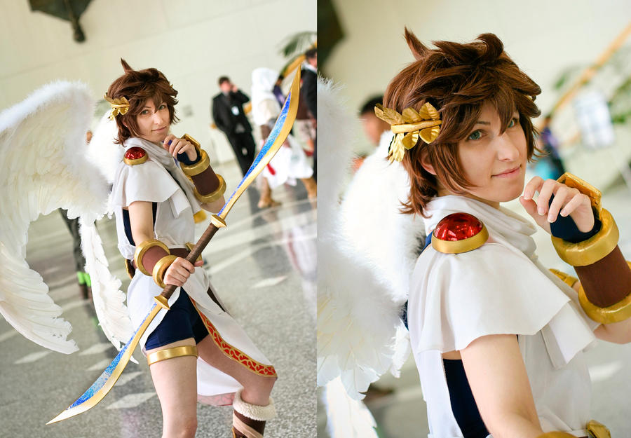 Kid Icarus by gamefan23