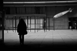 alone in the city by SniCky56