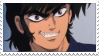 devilman stamp by toucanburger