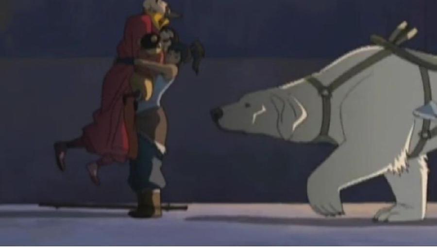Korra is a Beast by youbigface1