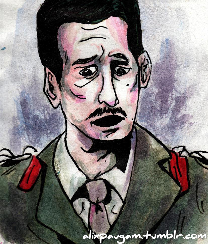 Brigadier! by AlixPaugam