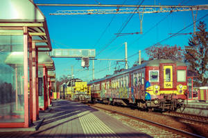 Trainspotting by eVolutionZ