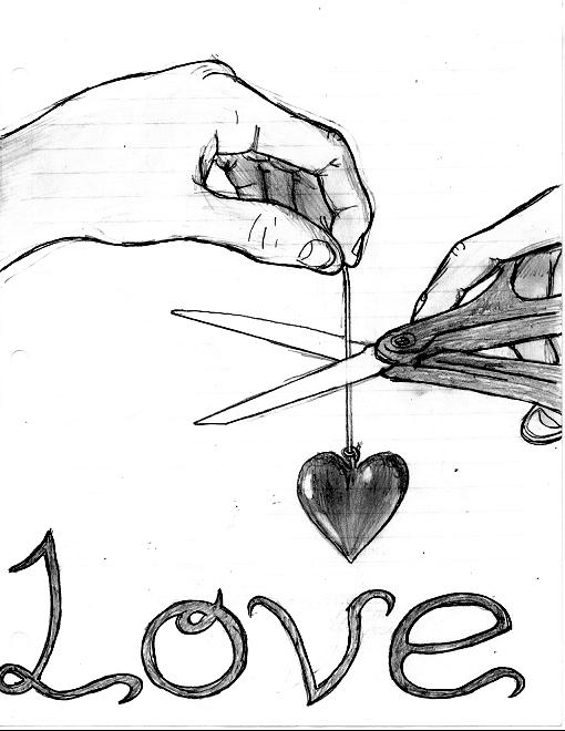 Sad Love by ExtramentalLogic on DeviantArt