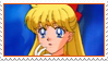 Sailor Moon - Minako - stamp 28 by kas7ia