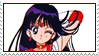 Sailor Moon - Rei - stamp 25