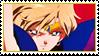 Sailor Moon - Haruka - stamp 50