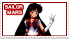 Sailor Moon - Sailor Mars - stamp 73 by kas7ia