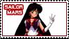 Sailor Moon - Sailor Mars - stamp 73 by kas7ia