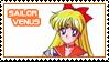 Sailor Moon - Sailor Venus - stamp 74 by kas7ia