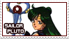 Sailor Moon - Sailor Pluto - stamp 76 by kas7ia