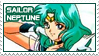 Sailor Moon - Sailor Neptune - stamp 77 by kas7ia
