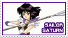 Sailor Moon - Sailor Saturn - stamp 79 by kas7ia