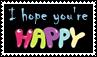 2NE1 - Happy - stamp 2 by kas7ia