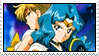 Sailor Moon - Michiru and Haruka - stamp 56 by kas7ia