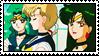 Sailor Moon - Michiru, Haruka, Setsuna - stamp 57 by kas7ia