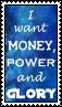 Lana Del Rey - Money Power Glory - stamp by kas7ia