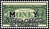 Lana Del Rey - National Anthem - stamp by kas7ia