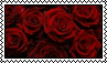 Red rose - stamp 1 by kas7ia