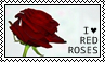 Red rose - stamp 6 by kas7ia