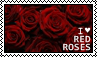 Red rose - stamp 2 by kas7ia