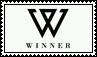WINNER logo - stamp 1 by kas7ia