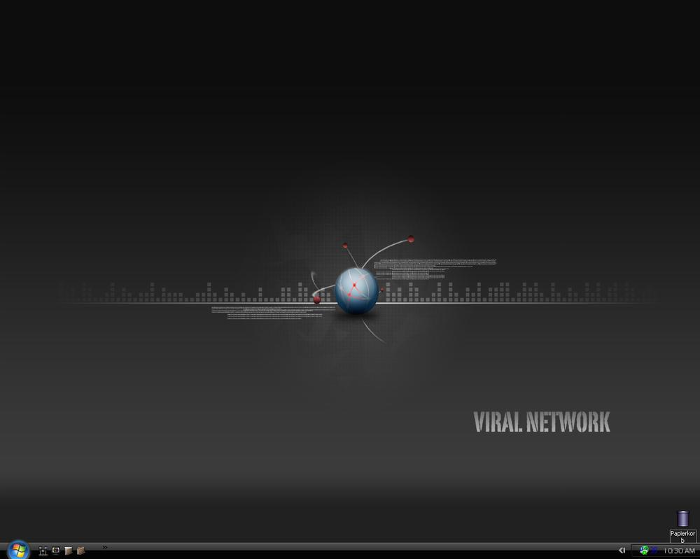 My Desktop by sidewinder711